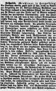 Zeitung_24.11.1928_Brand_Hergolding