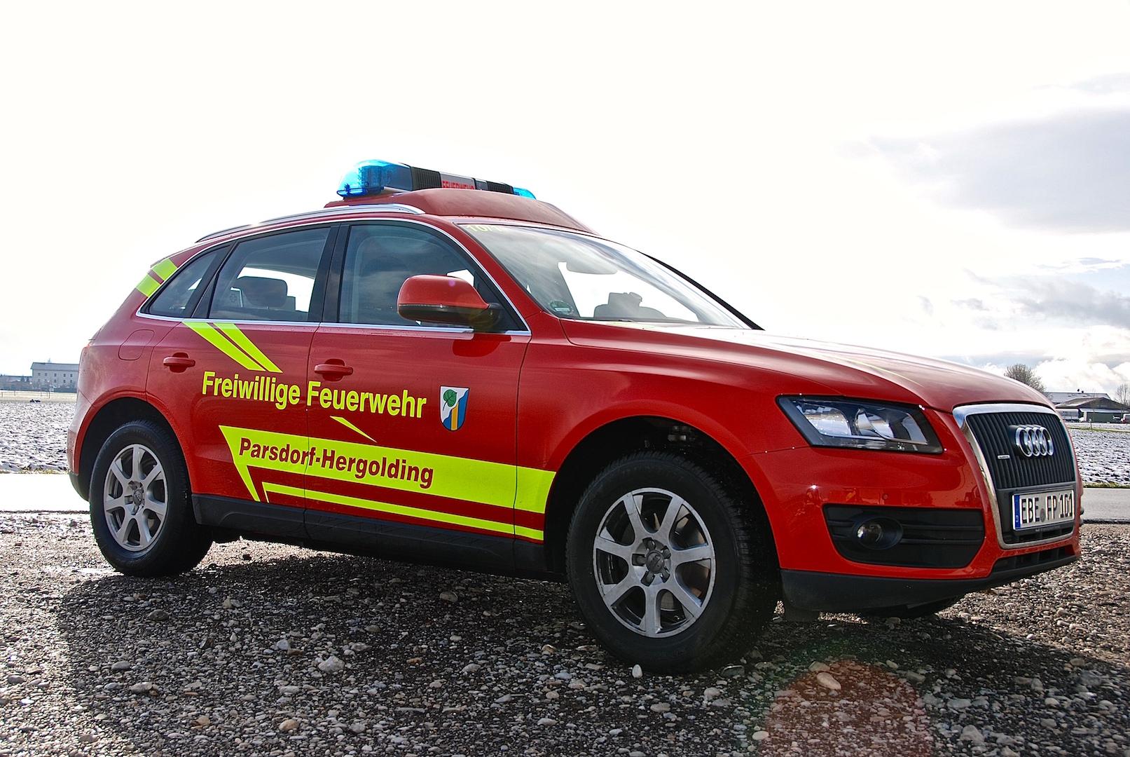 Feuerwehr Parsdorf Hergolding Kdow